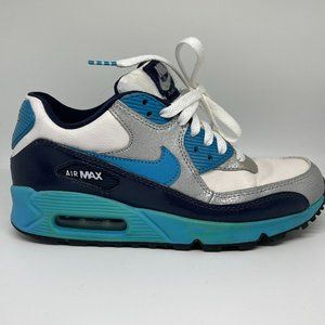 Nike Air Max 90 Youth 307793-155 Athletic Shoes